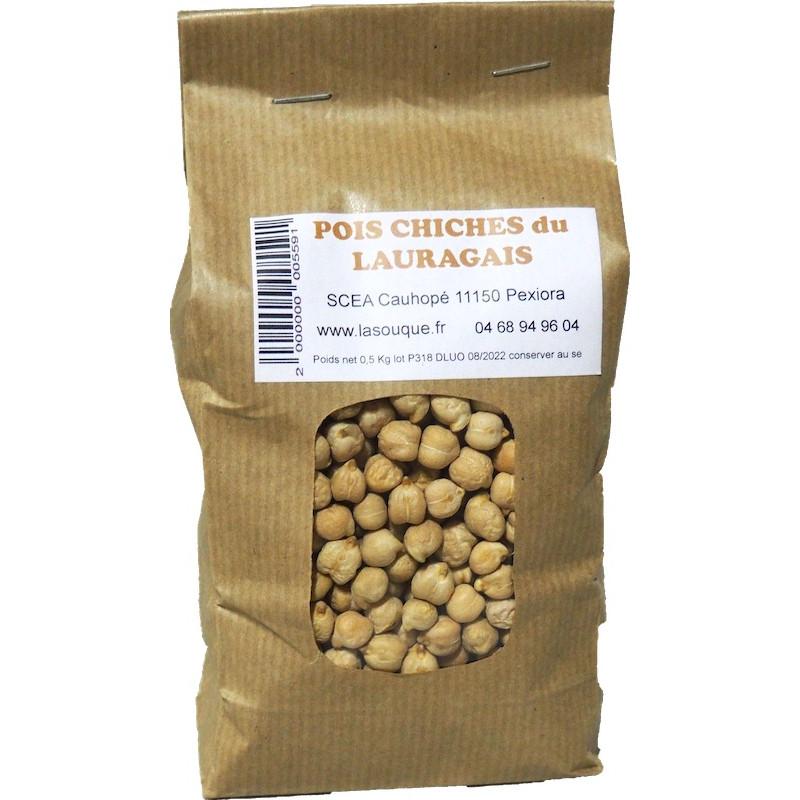 Lot de 2 sachets de 2 kilos de Lentilles et 500 grammes de Haricots